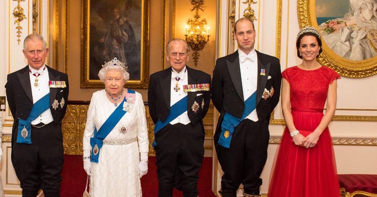 succession throne