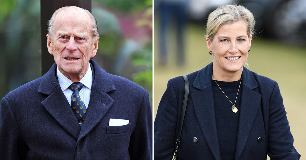 prince philips last minutes were gentle peaceful reveals daughter in law tro f