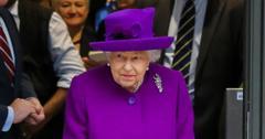 queen elizzbeth pandemic
