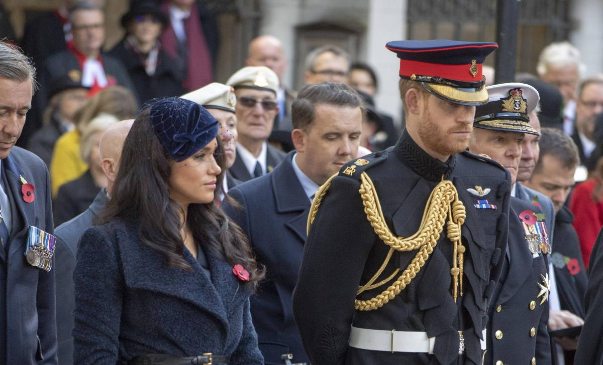 meghan harry royal titles