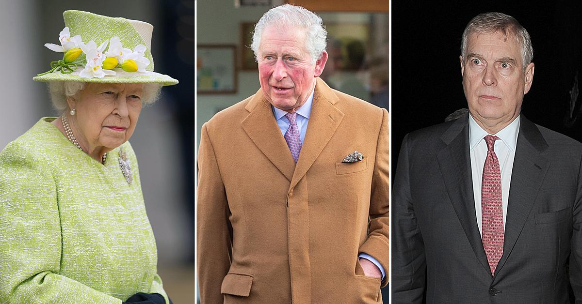 queen elizabeth wont overrule prince charles plan keep prince andrew sidelined from royal duties