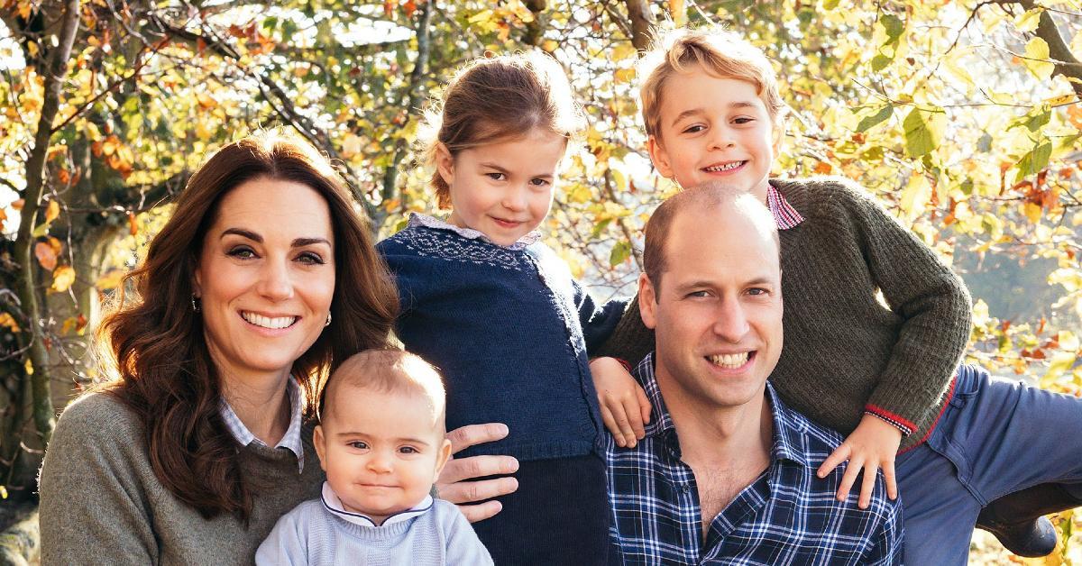 kate george william parenting