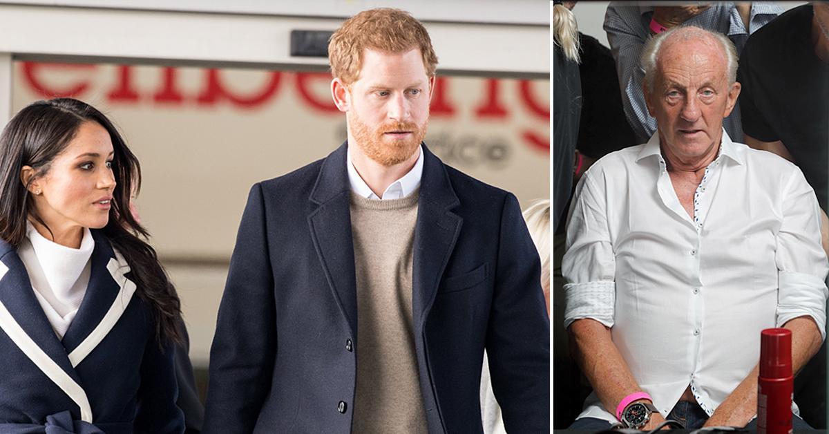 princess diana fashion designer defends paul costelloe meghan markle prince harry royal exit