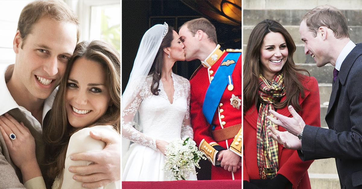 kate middleton and prince williams cutest photos over the years tro