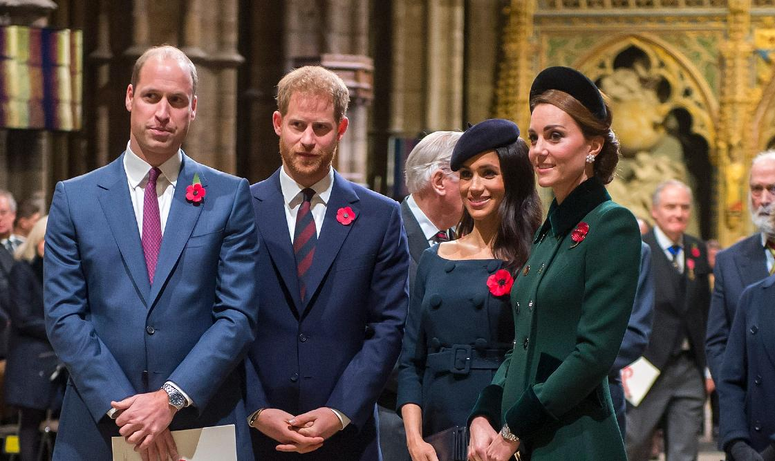 royal family drama