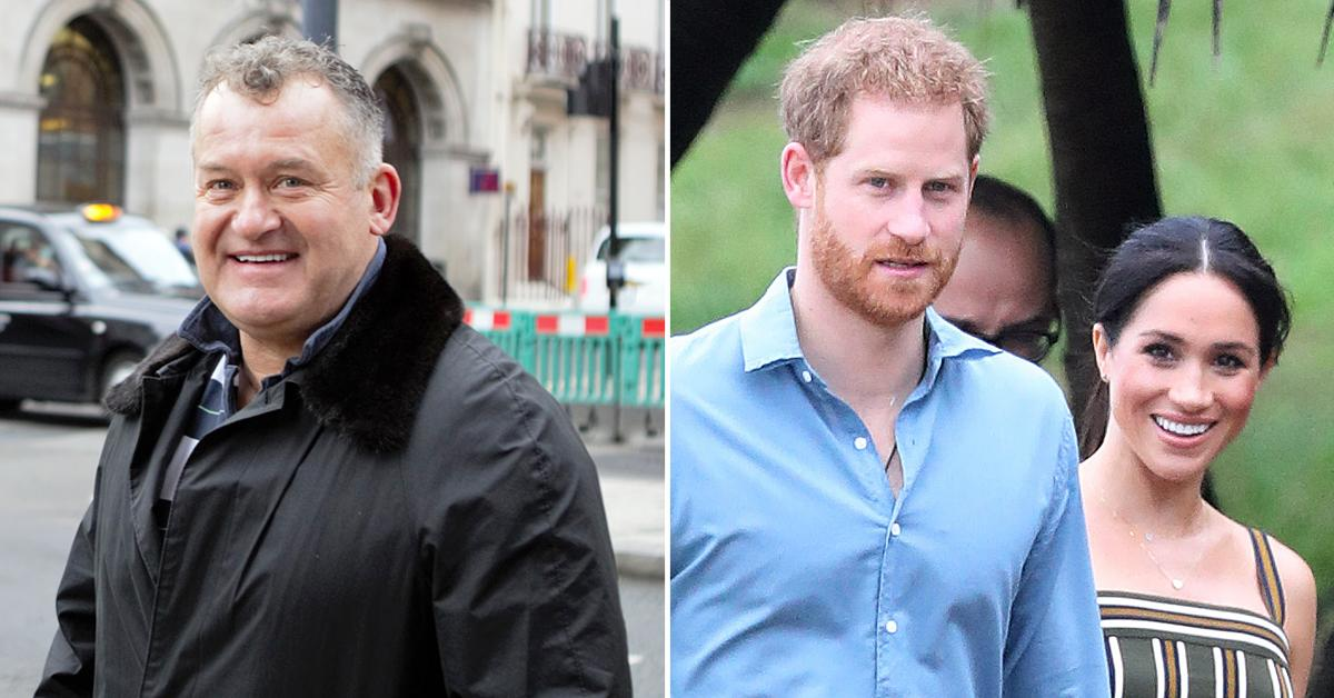 princess diana former butler paul burrell absolutely gobsmacked meghan harry daughter name tro
