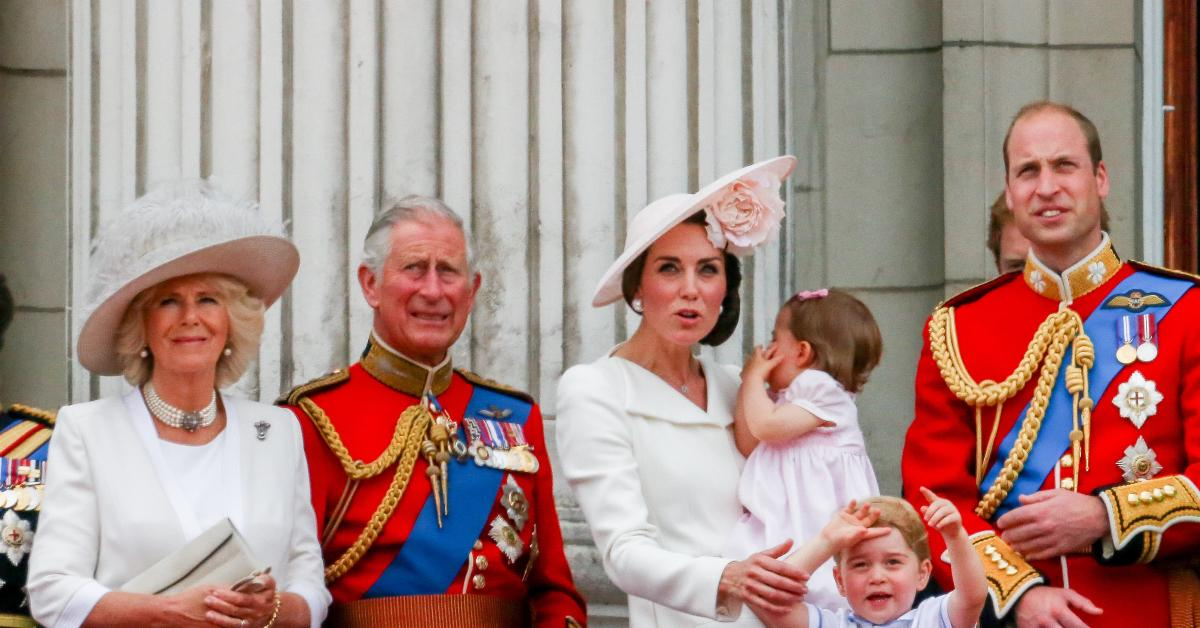 prince charles buckingham