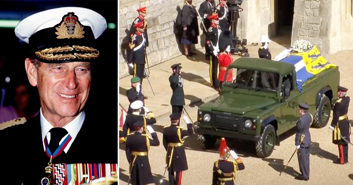prince philip funeral tro