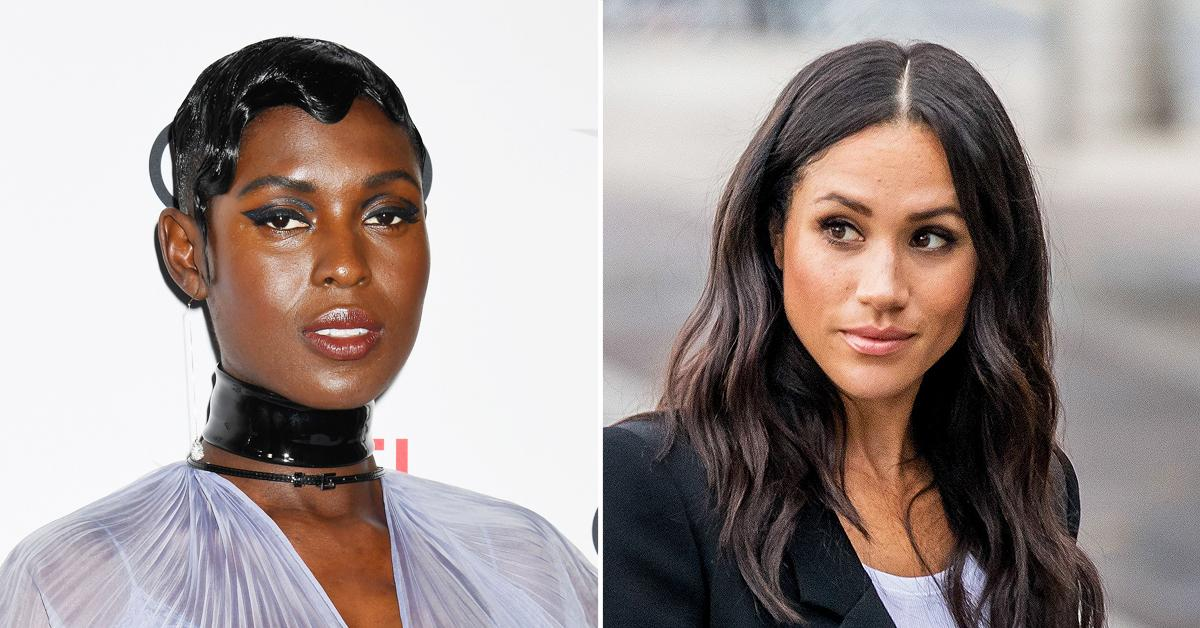 jodie turner smith believes meghan markle modernized the institution