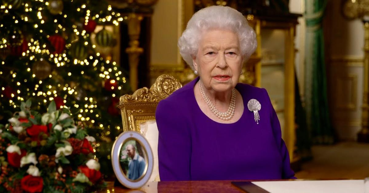 queen elizabeth ii christmas covid pandemic you are not alone tro