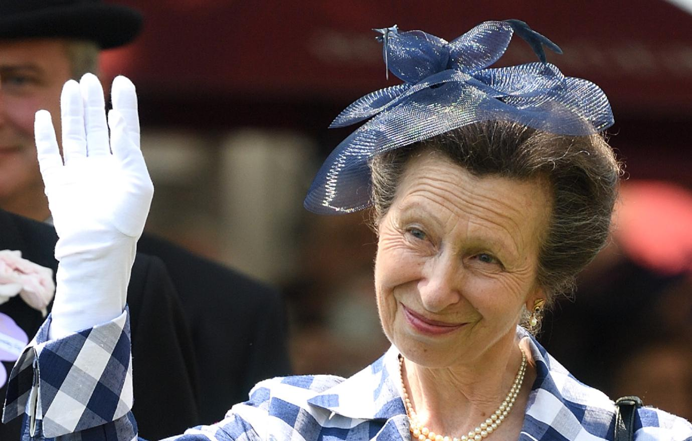 princess anne returns to royal duties after death of father prince philip