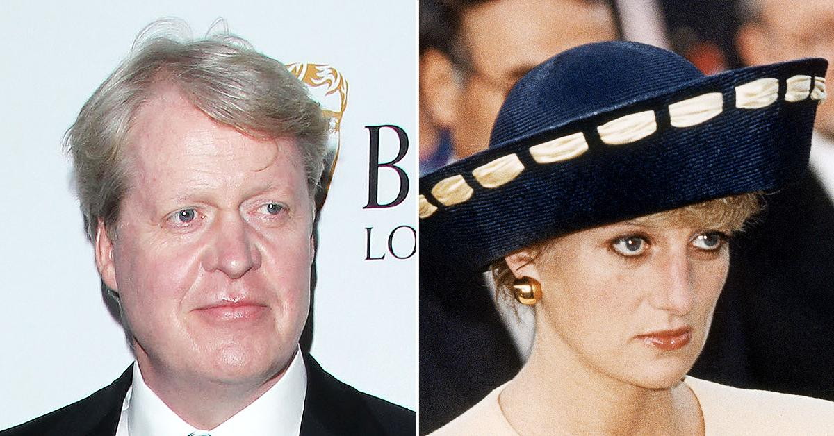 charles spencer calls out newspaper lying about depriving diana home
