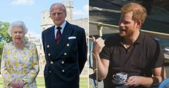 prince harry reveals grandparents queen elizabeth prince philip do zoom tro