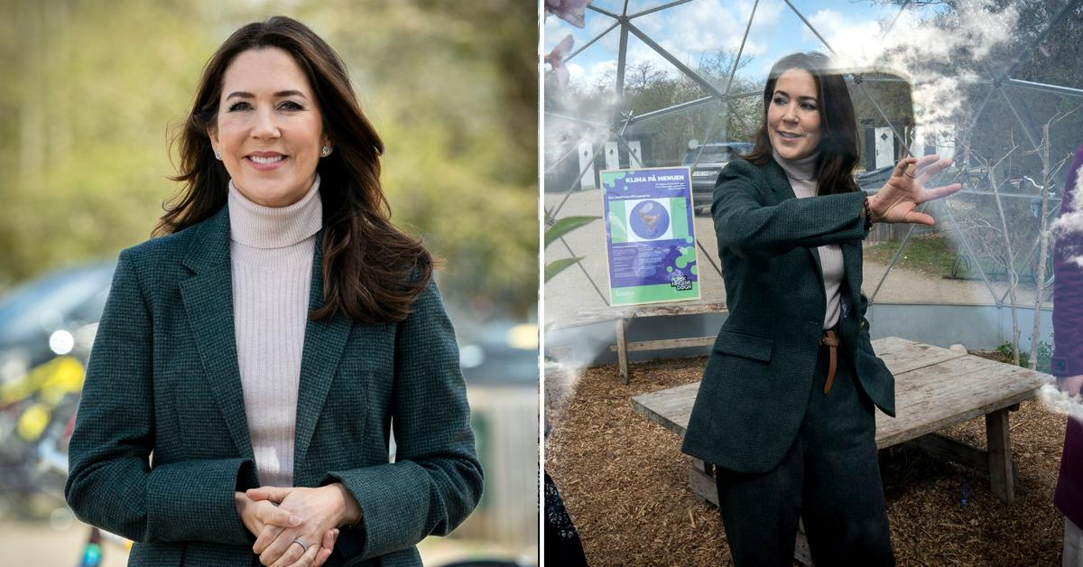 crown princess mary of denmark attends the official opening of danish science day