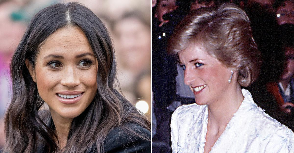 meghan markle reveals there are sweet little moments in her book the bench including a tribute to princess diana pp