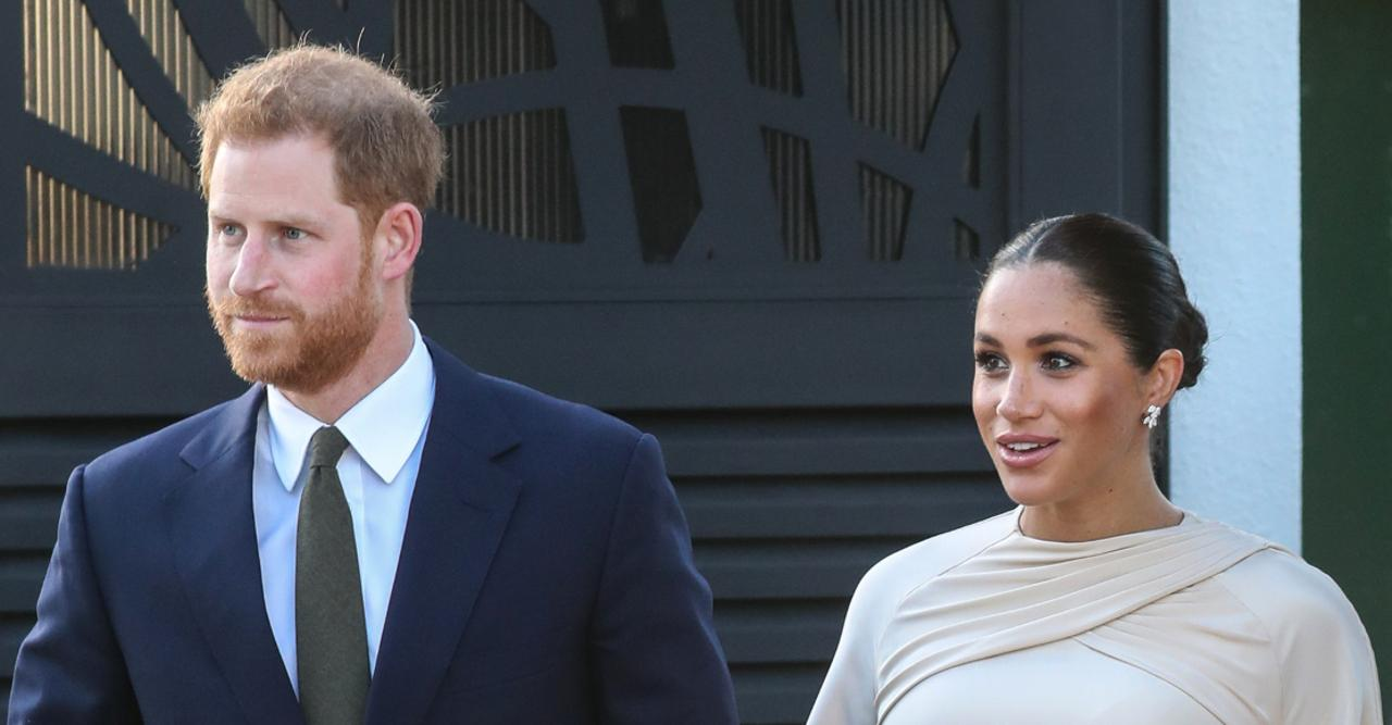 meghan markle predict tell all  prince harry come forward