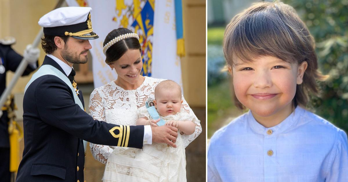 princess sofia prince carl philip prince alexander turns five adorable portrait tro