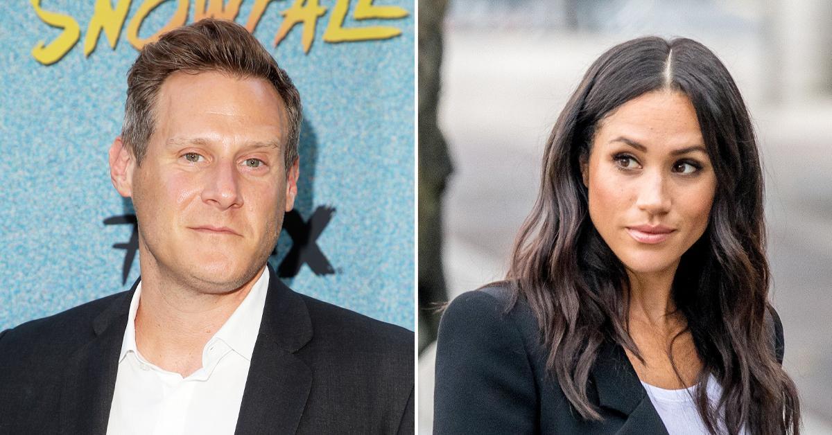 meghan markle ex husband trevor engelson hurt actress returned ring tro