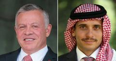 king abdullah estranged half brother prince hamzah have agreed mediation measures tro