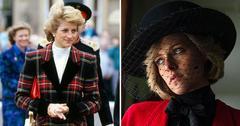 kristen stewart emulates princess diana jacket spencer movie tro
