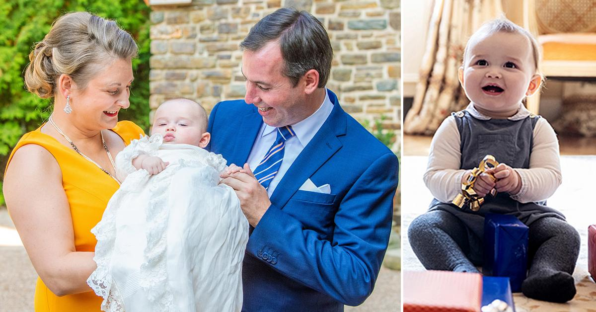 prince charles of luxembourg first photos released ahead of birthday tro