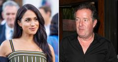 meghan markle will want to fight back against piers morgan expert claims