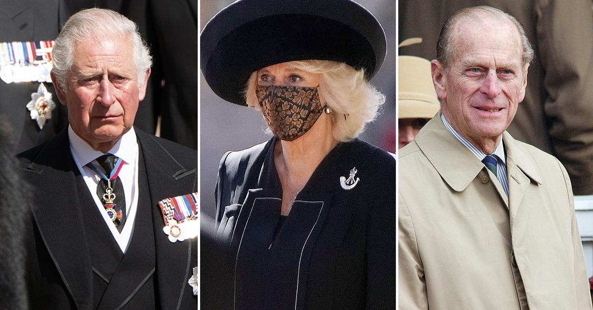 prince charles duchess camilla prince philip funeral tro