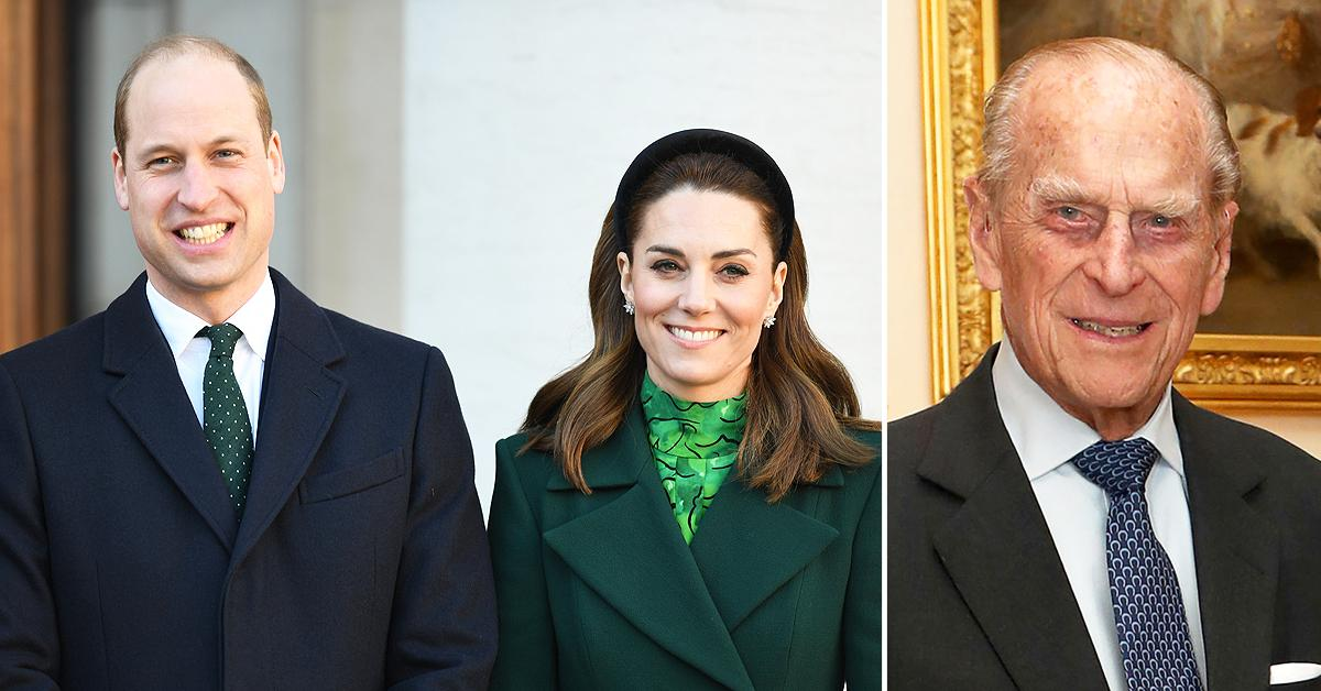 kate middleton princess eugenie share touching posts prince philip th birthday