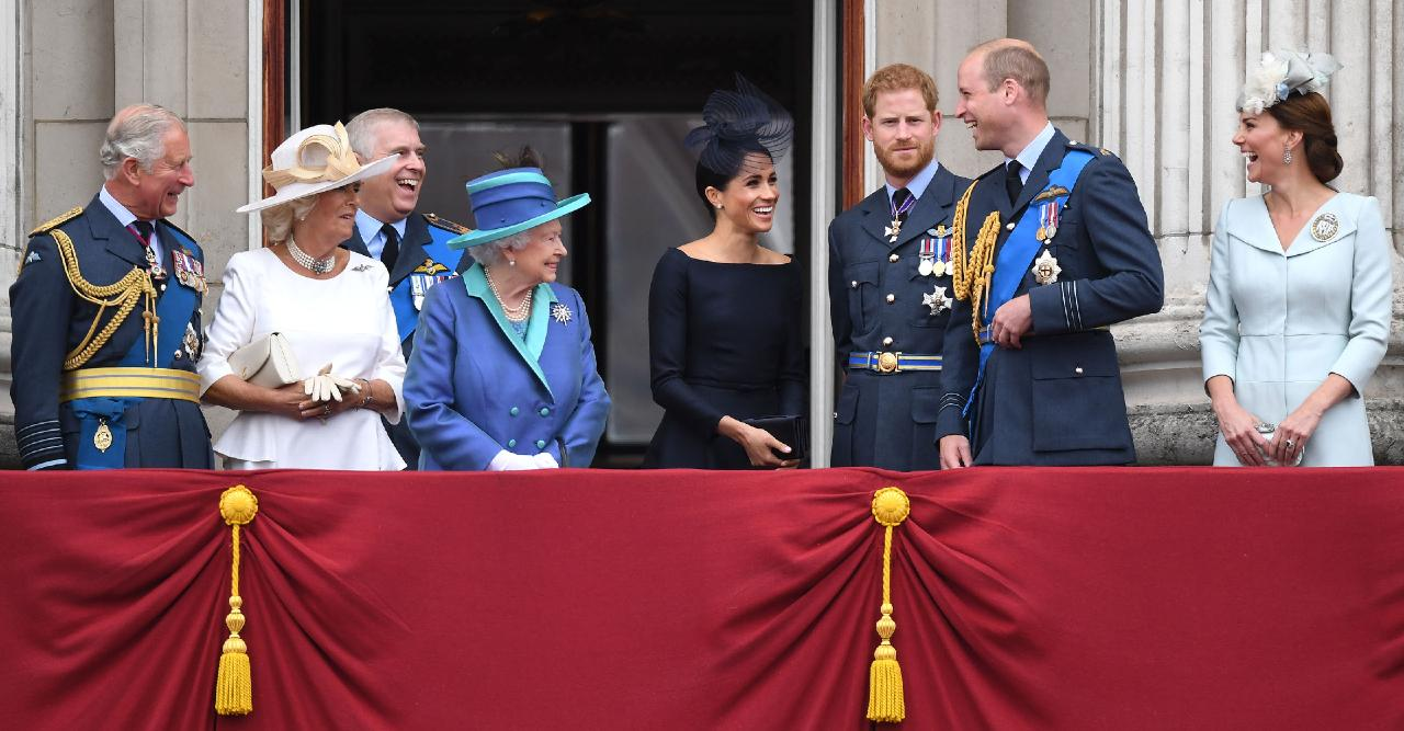 royal author claims family hasnt contacted meghan markle out of fear shell publicize