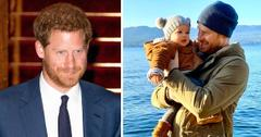 prince harry reveals son archie impressive first word tro