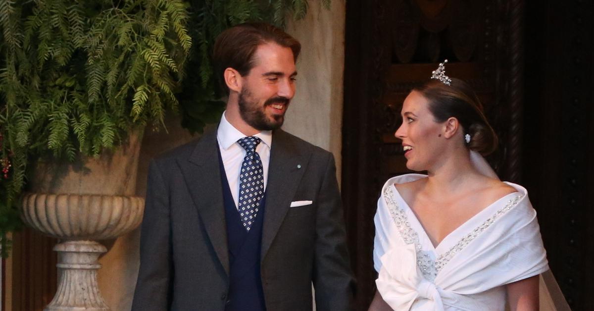 prince godson wedding