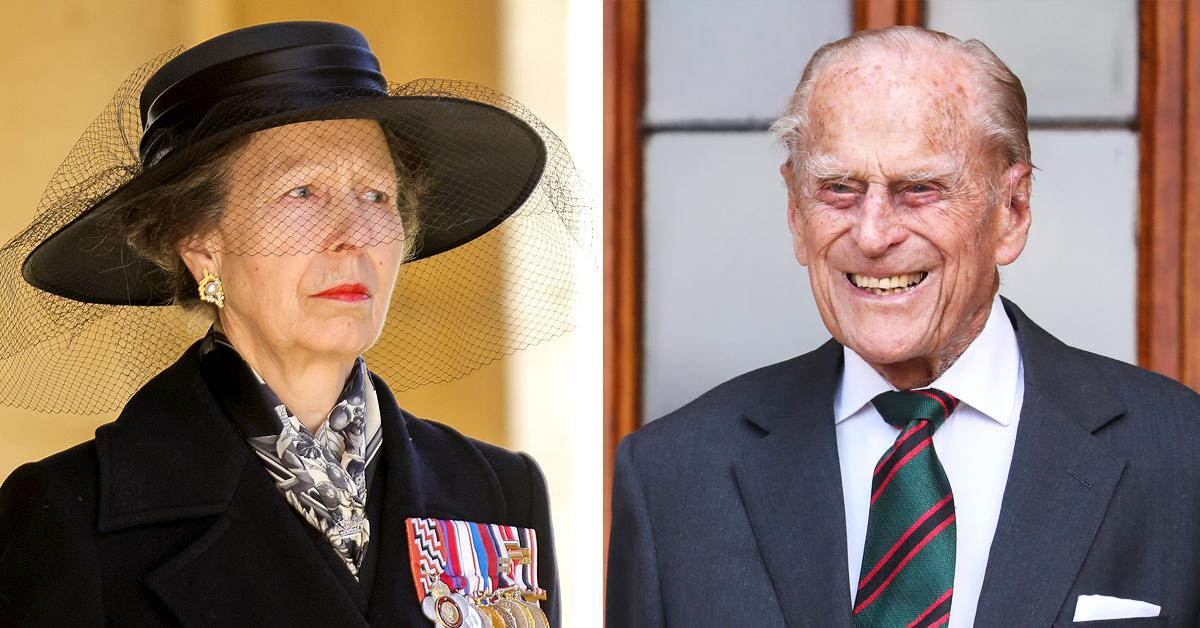 princess anne discusses prince philip legacy on what would have been his th birthday