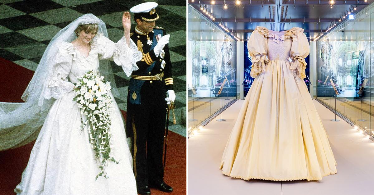princess diana royal style in the making exhibition tro