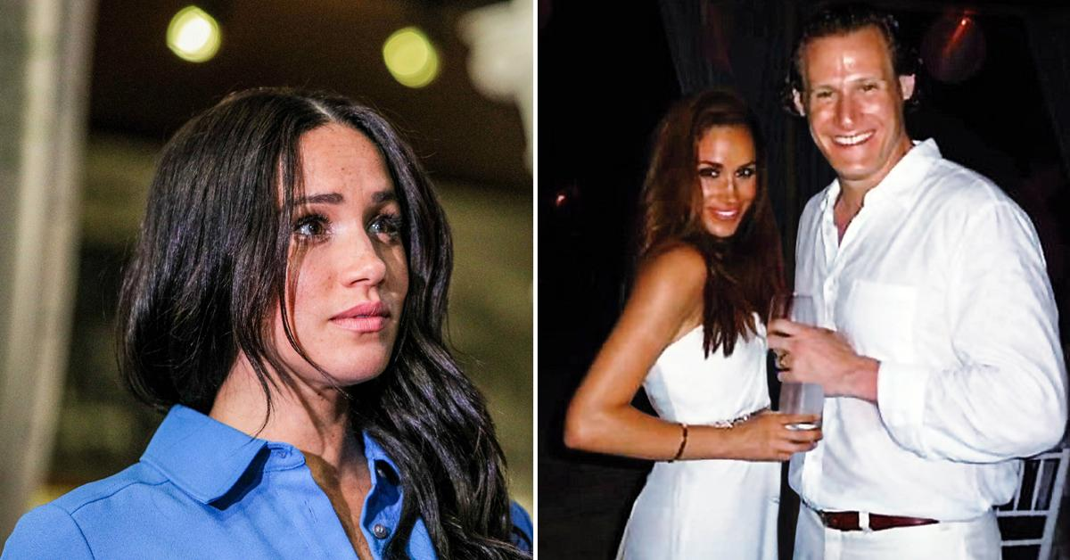 meghan markle divorced after affair with suits costar claims sister rof