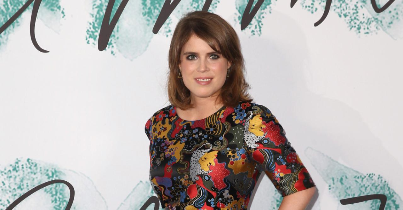 princess eugenie son august in sweater see new photos