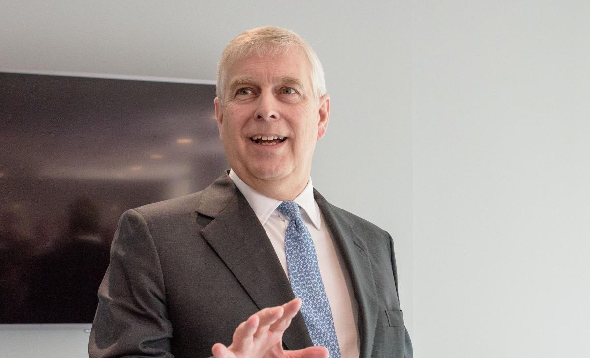 prince andrew patronages