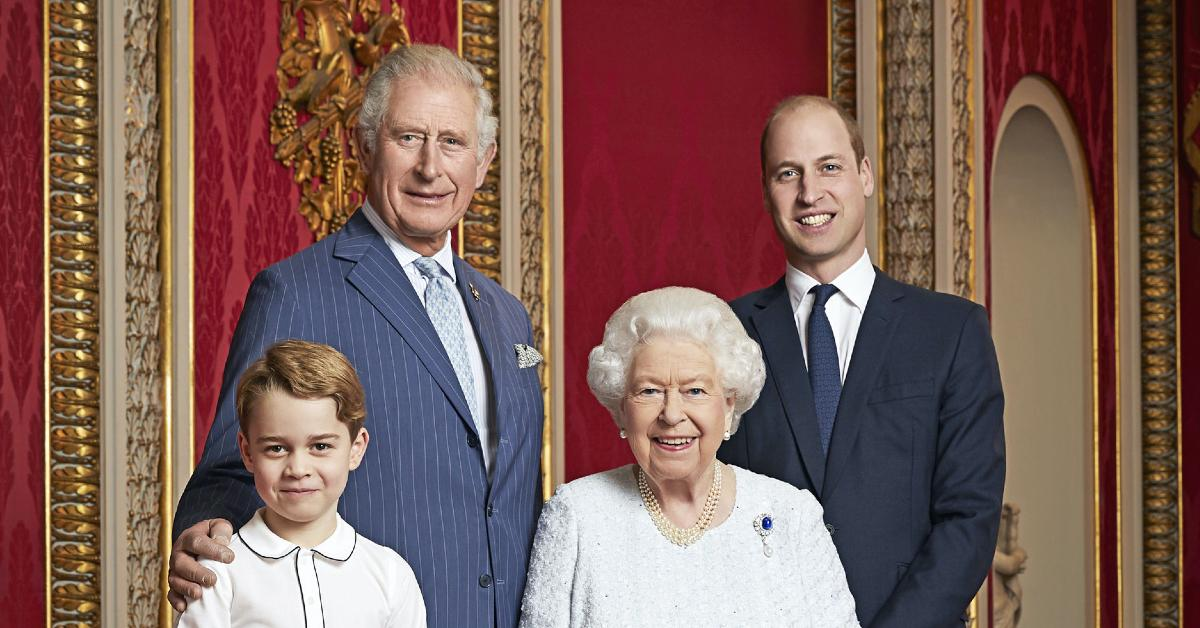 prince william charles queen