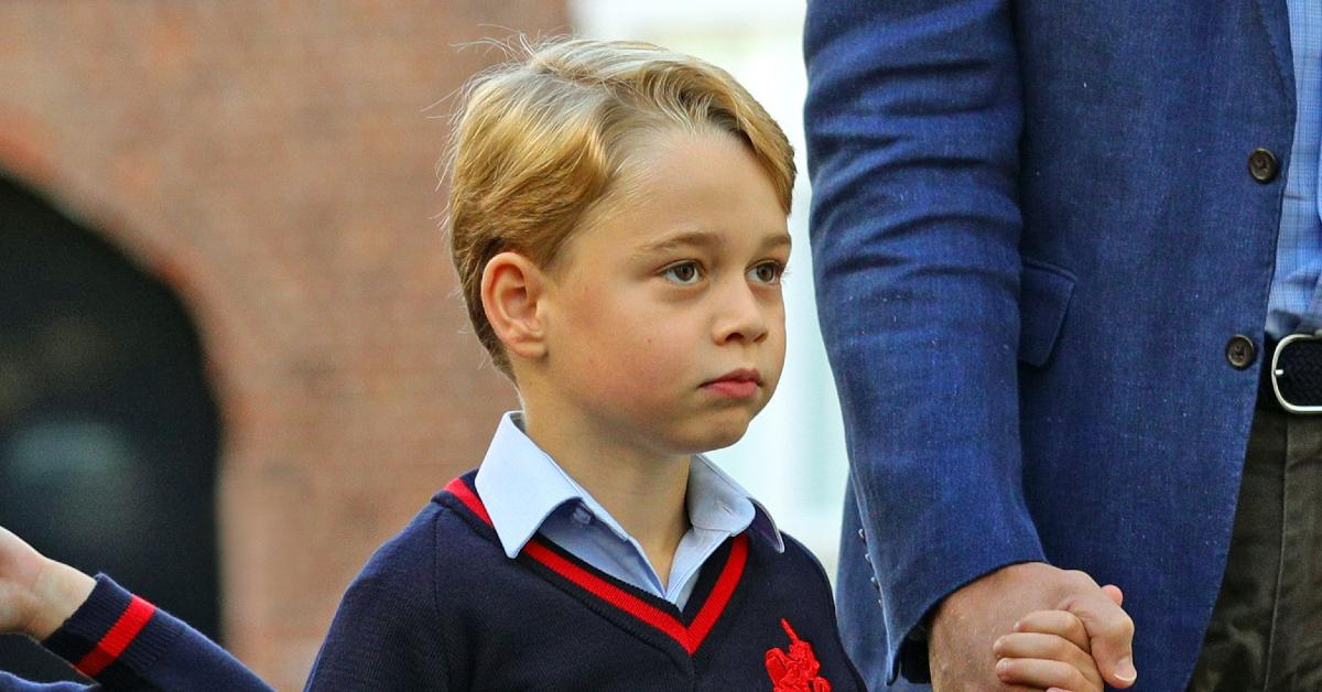 prince george not king