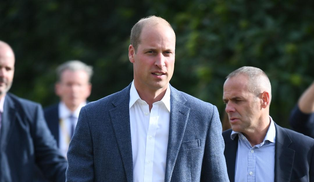 prince william trolled