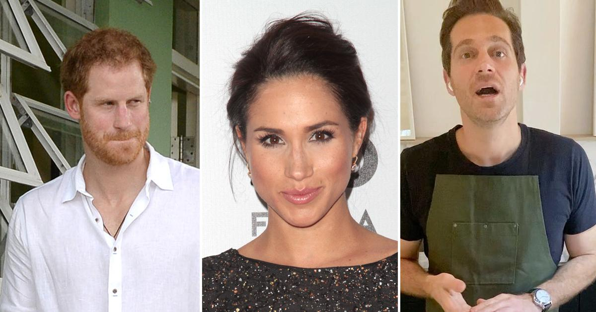 meghan markle dating two men at the same time claims sister tro