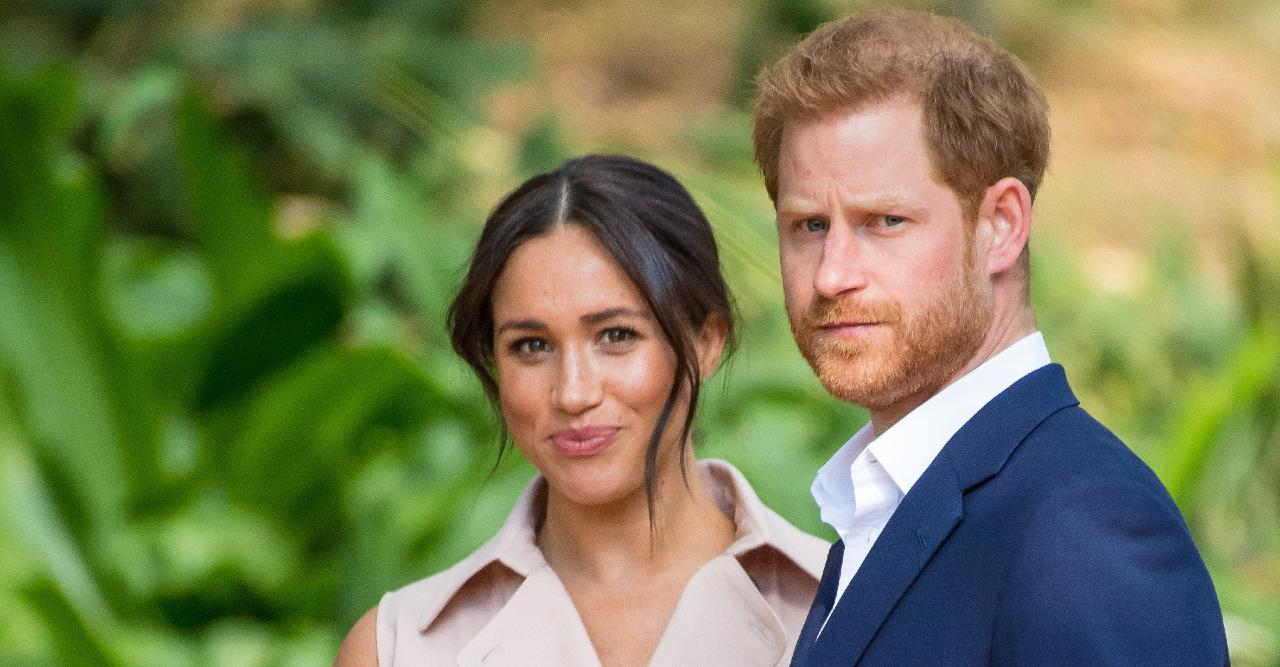 prince harry worries over being away from pregnant meghan markle