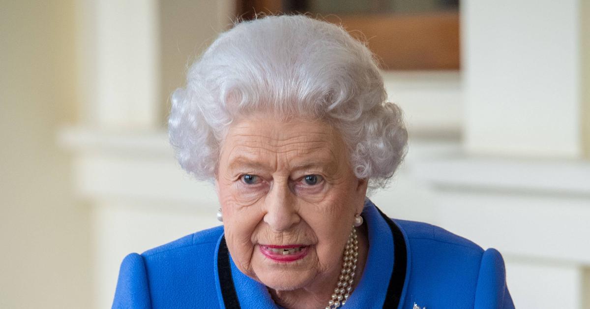 queen elizabeth pace herself