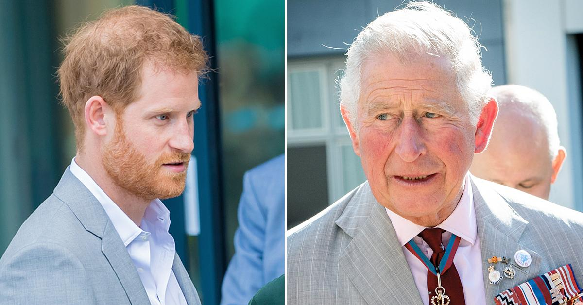 prince harrys podcast comments incredibly hurtful to father princes charles states royal expert