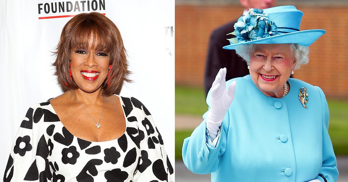 gayle king to host tv special queen elizabeth queen carries on tro