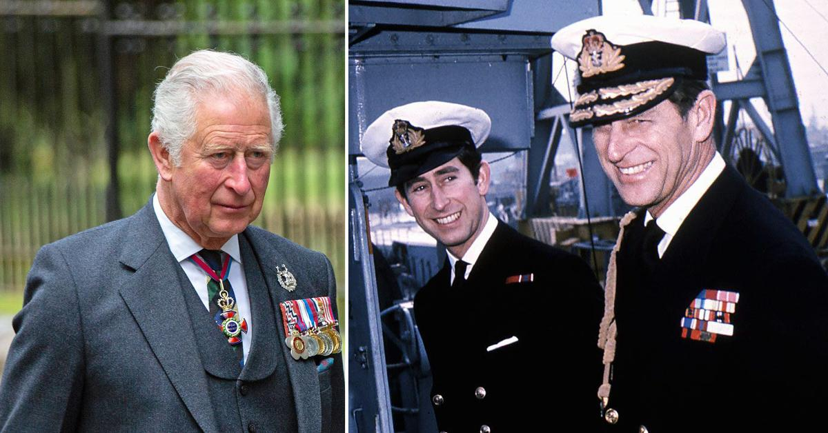 prince charles statement grandfather prince philip tro