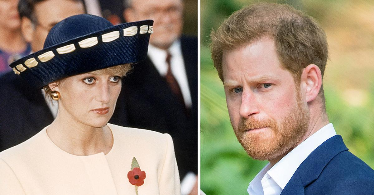 prince harry says princess diana lost her life after martin bashir  interview