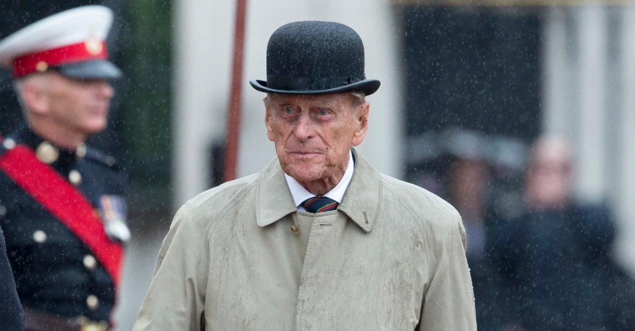 prince philip treated like an outsider when he joined royal family