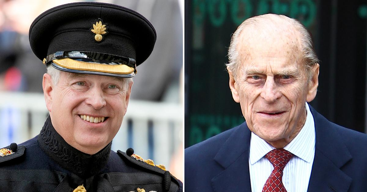prince andrew requests wear military uniform prince philip funeral