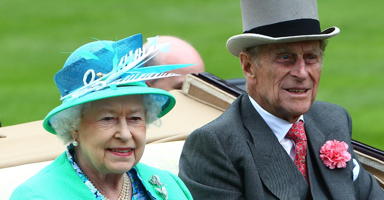 queen elizabeths former secretary predicts staying steady calm after prince philips death