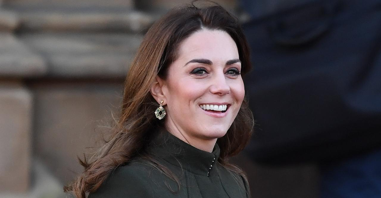 kate middleton says she cant wait to meet niece lilibet